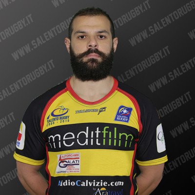 Ivano Abbate - Salento Rugby