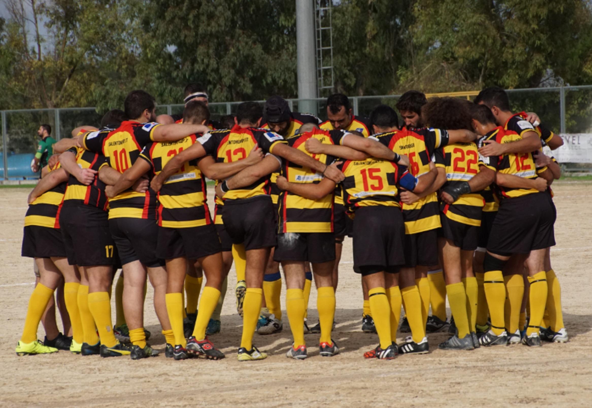Prima giornata di Campionato: Salento Rugby - CUS Potenza