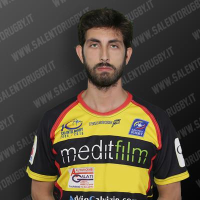 Daniele De Paolis - Salento Rugby