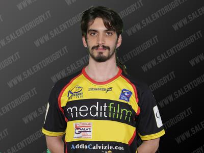 Luca Notaro - Salento Rugby