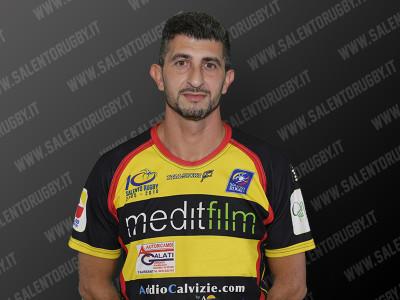 Giuseppe Cristiano - Salento Rugby