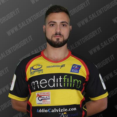 Matteo Brocca - Salento Rugby