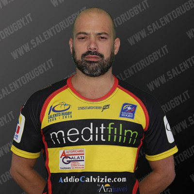 Angelo Cossa - Salento Rugby