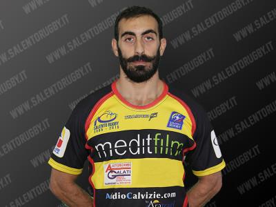 Domenico Ricciato - Salento Rugby