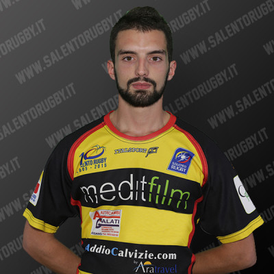 Giorgio Salvatore - Salento Rugby