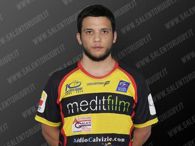 Alberto Lia - Salento Rugby