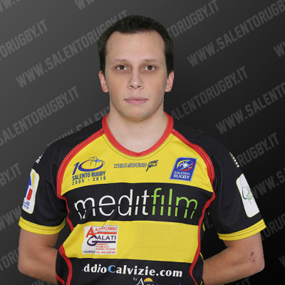 Andrea Lia - Salento Rugby