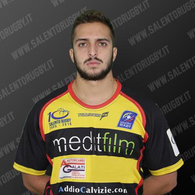 Luca Pellegrino - Salento Rugby