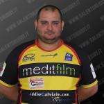 Massimiliano Mancarella - Salento Rugby