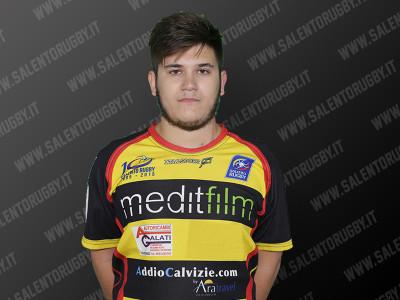 Mattia Mariano - Salento Rugby