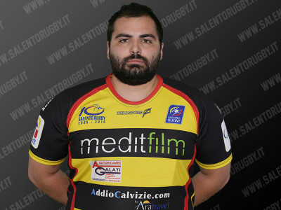 Michele Nestola - Salento Rugby