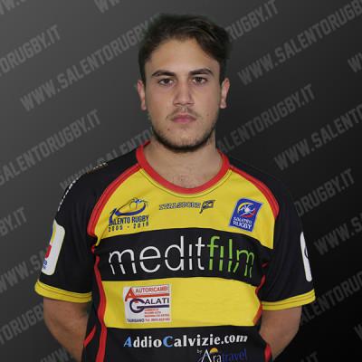 Pierangelo Fina - Salento Rugby