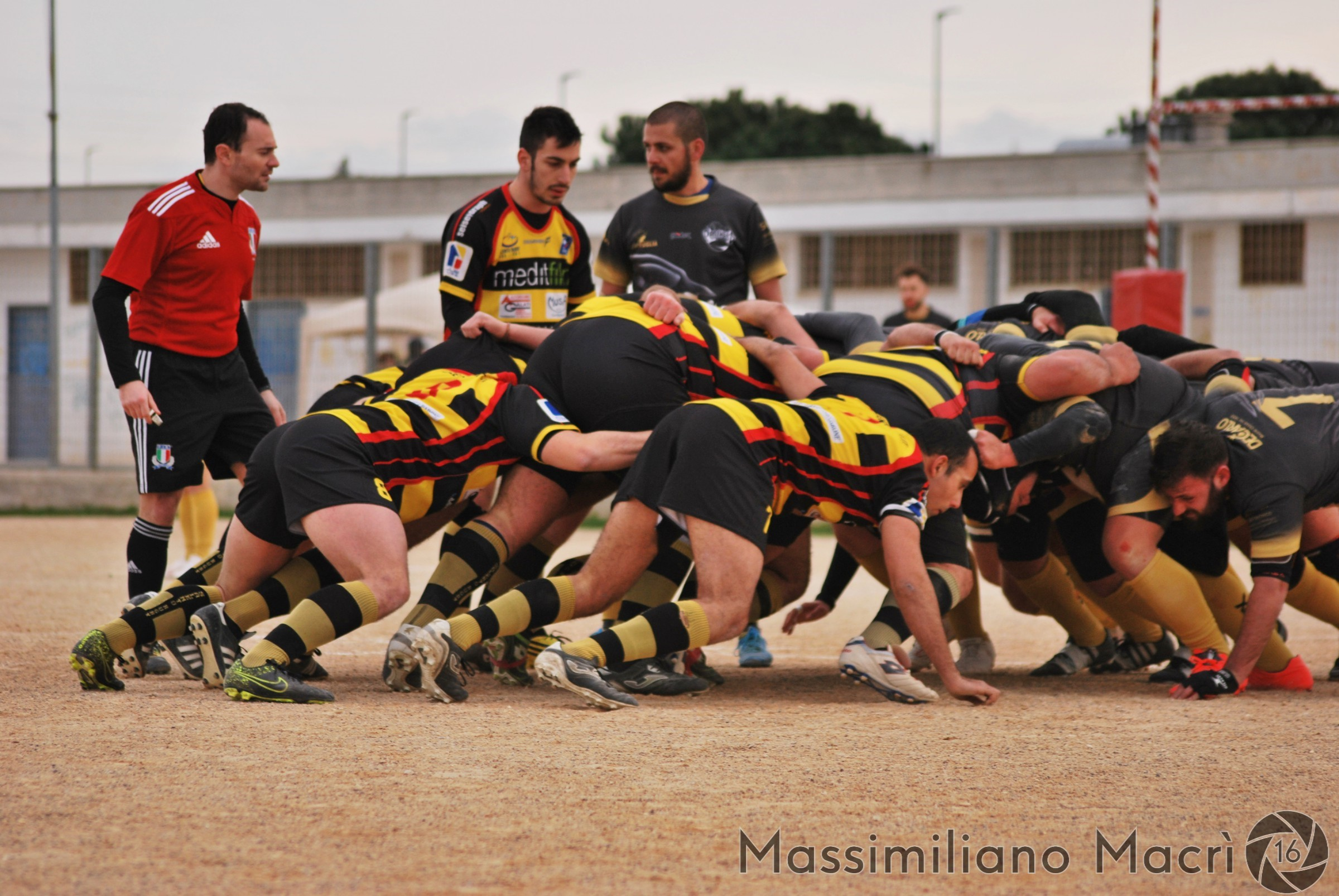 Mischia Panthers Salento Rugby