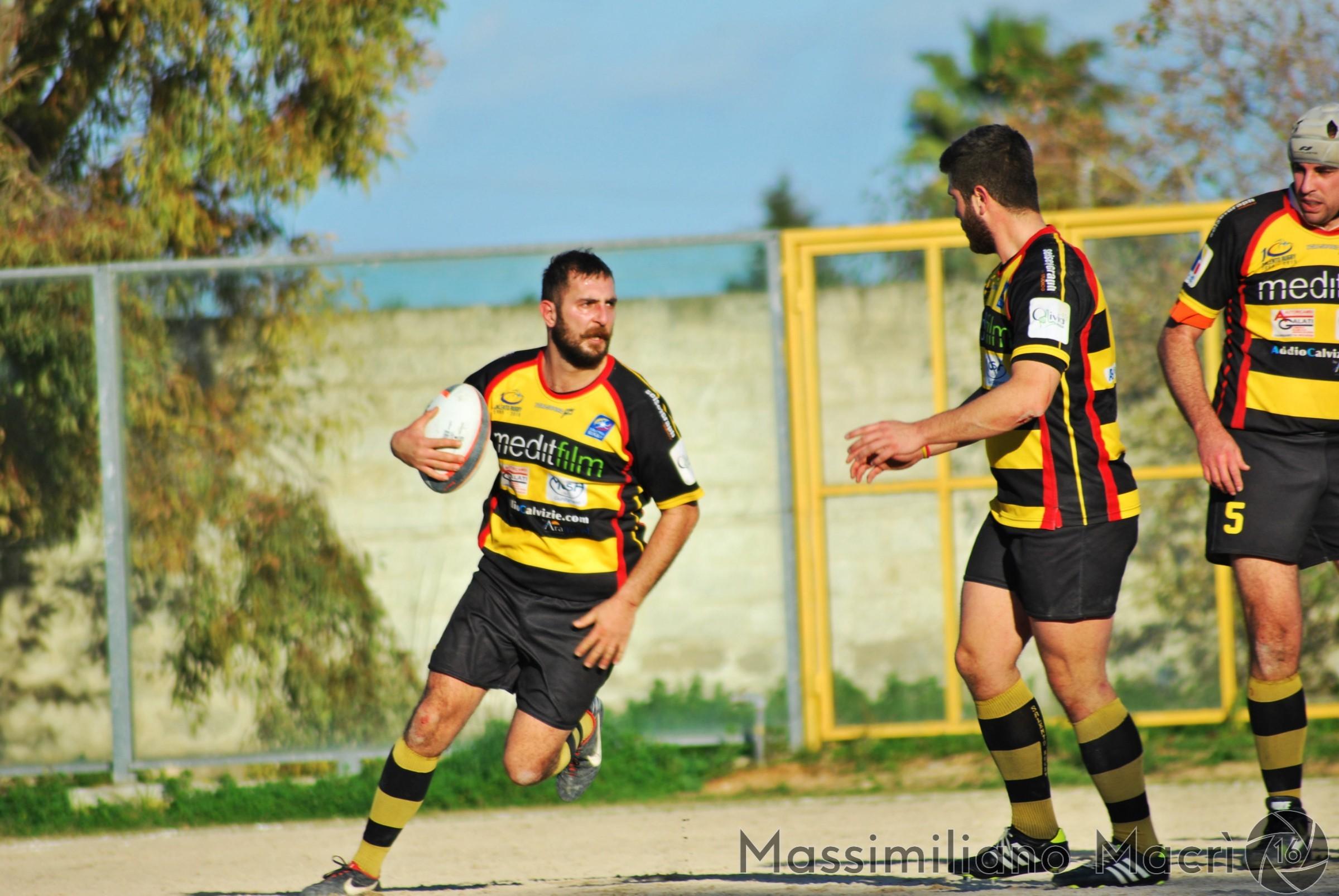 Salento Rugby - Draghi Bat