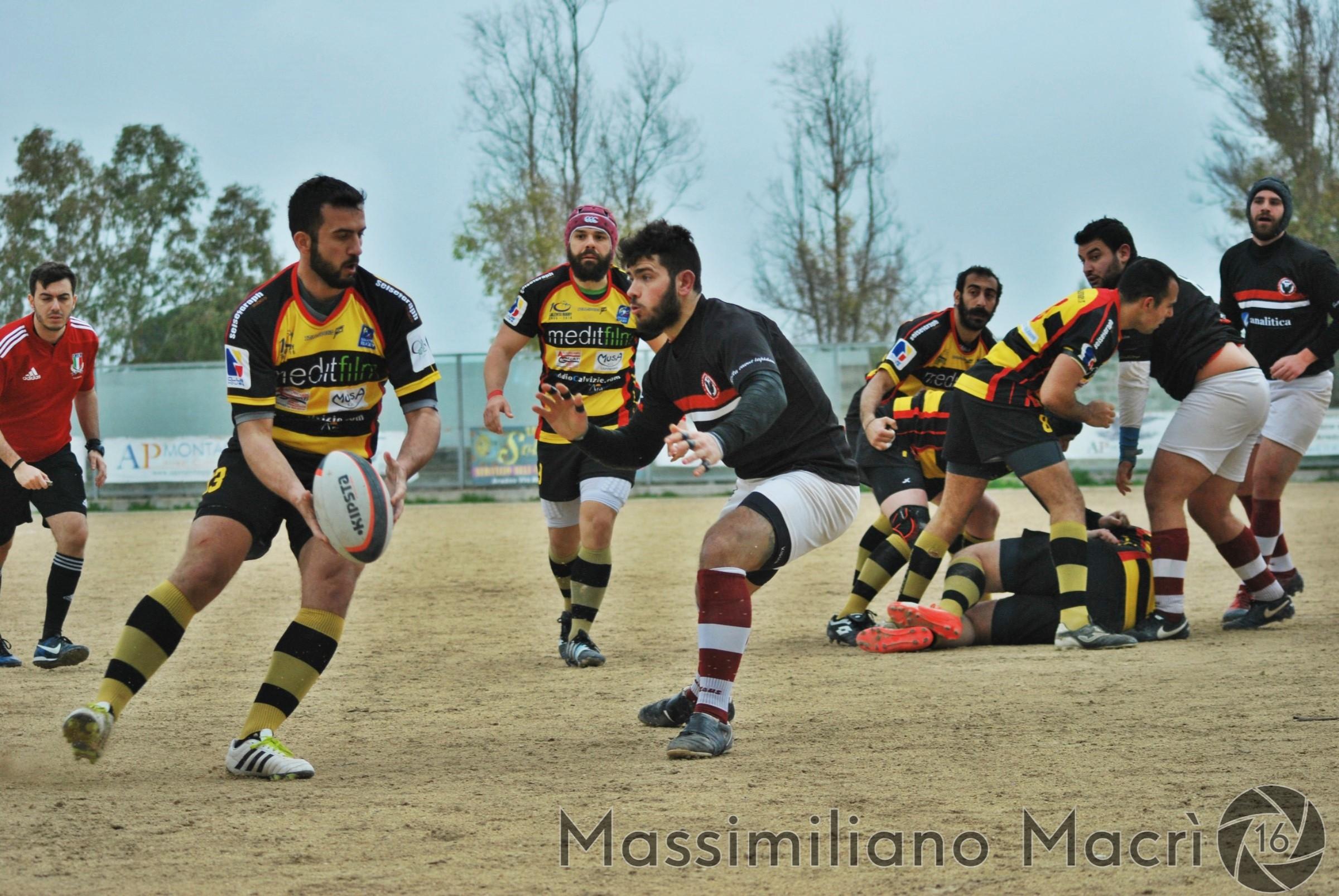 Salento Rugby - Rugby Club Granata 2