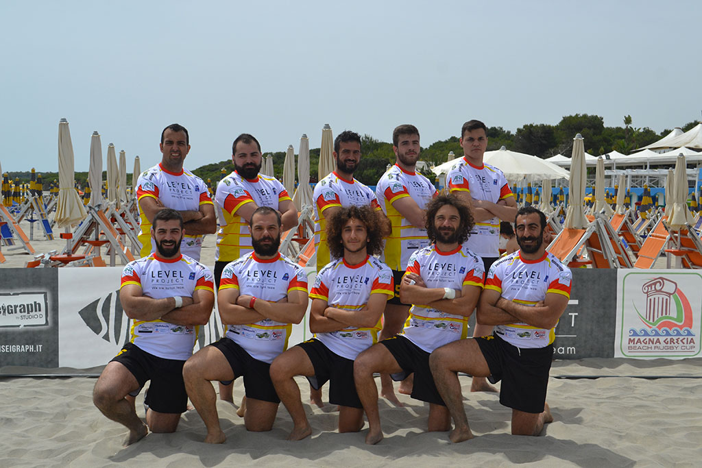 Salento Rugby Beach
