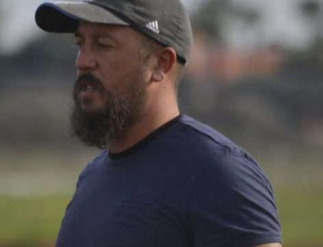 Coach Salento Rugby Alberto Follo