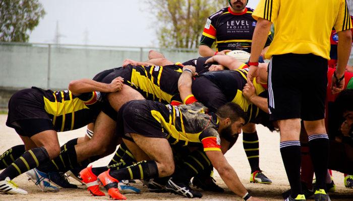 Mischia Salento Rugby Falchi