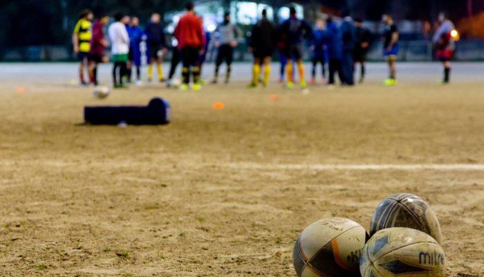 Allenamento Salento Rugby