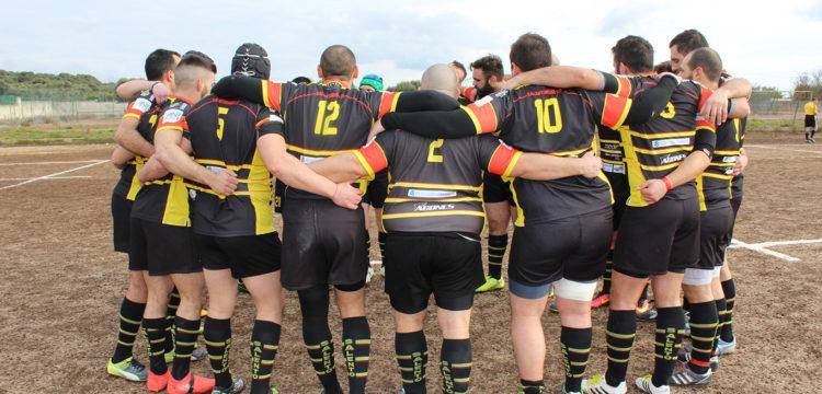 Salento Rugby - Squadra in cerchio