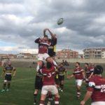 Salento Rugby - Granata touche