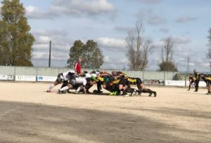 Salento Rugby - Panthers mischia