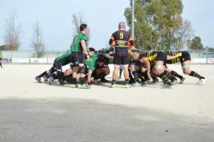 Salento Rugby - Potenza mischia