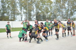 Salento Rugby - Potenza touche