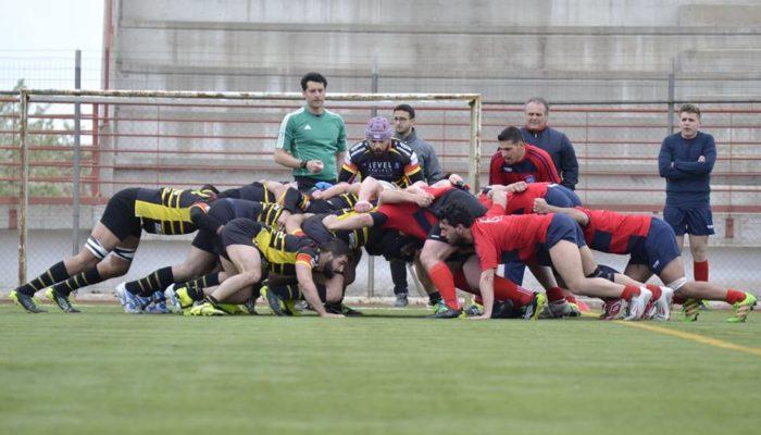Salento Rugby - Falchi Santeramo - Mischia Santeramo