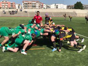 Salento Rugby - Coppa Puglia Basilicata - Mischia