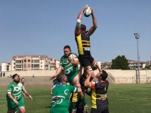 Salento Rugby - Coppa Puglia Basilicata - Touche