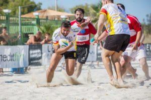 Magna Grecia Beach Rugby Cup - Fabio Manta