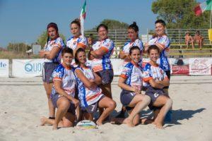 Magna Grecia Beach Rugby Cup - La squadra femminile