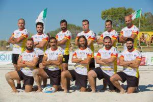 Magna Grecia Beach Rugby Cup - La squadra maschile
