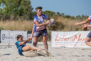 Magna Grecia Beach Rugby Cup - Mariagrazia Lezzi